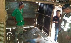 หมากพิฆาต หนุ่มพม่าถูกฟันคอหวิดขาด เหตุเพราะแย่งกันกินหมาก