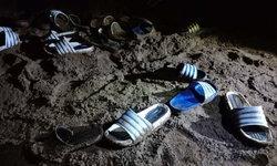 เจอรองเท้า 13 ชีวิต ทีมฟุตบอลเยาวชน-โค้ช สูญหายในถ้ำหลวง แต่ยังไม่พบตัว