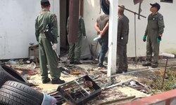 ตรวจบ้านถังแก๊สระเบิด บึ้มหนุ่มดับสยอง ตะลึง พบสารพัดอุปกรณ์เต็มบ้าน