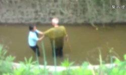 ชายจีนวัย 67 ช้ำรัก หนีจากบ้านพักคนชรา กระโดดคลองน้ำลึกจะฆ่าตัวตาย
