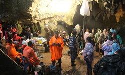 ในหลวงพระราชทานตั้งโรงครัว หนุนเจ้าหน้าที่ช่วย 13 ชีวิตติดถ้ำหลวง
