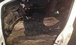 ยัดเต็มเก๋ง ตำรวจน้ำตรวจยึดไม้พะยูง 69 ท่อน จ่อส่งข้ามโขง