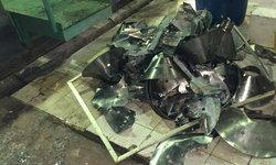 อุทาหรณ์ เครื่องจักรปั่นน้ำยางระเบิด ถูกคนงานดับสยอง