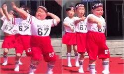 """อย่างพลิ้ว ชาวเน็ตจีนชอบใจยกใหญ่ ตี๋น้อยออกท่าเต้น """"หญ้าทะเล"""""""