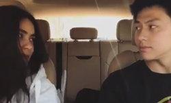 """เมื่อ """"คิมเบอร์ลี่"""" แดนซ์กระจายในรถ ทุกคนจึงรุมแซว """"อยู่กับแฟนจะแฮปปี้แบบนี้"""""""