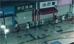 ทะเลาะกันริมถนน ชายเดือดจัดโยนหมาลอยตกกระแทกพื้นตาย (มีคลิป)