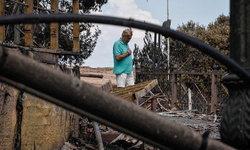 5 วันหลังไฟป่าไหม้เมืองตากอากาศกรีซ วอดวาย เหลือแต่ซาก ยอดตายพุ่ง 88 ศพ