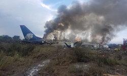เครื่องบินตกในเม็กซิโก ผู้โดยสารรอดยกลำ เดินเท้ามาขอความช่วยเหลือ