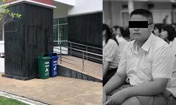 ผอ.โรงเรียนแจง นักเรียน ม.6 โดดตึกดับ ไม่ได้น้อยใจแม่