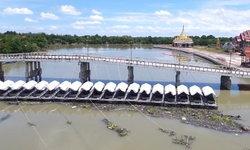 เพชรบุรียังไม่พ้นวิกฤต สทนช.สั่งเร่งพร่องน้ำออกจากเขื่อน