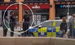 ตำรวจอังกฤษโดนจราจรแจกใบสั่ง หลังจอดรถช่วยเหลือคน ในที่ห้ามจอด