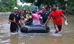 อินเดียใต้น้ำท่วมหนัก ตาย 164 ศพ หลังเจอมรสุมแรงสุดรอบเกือบศตวรรษ