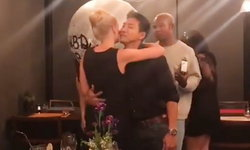 """หวานกว่าเค้กก็จูบของ """"บอย พิษณุ"""" มอบให้แฟนสาว หลังเซอร์ไพรส์วันเกิด"""