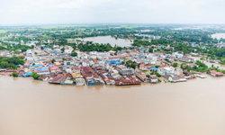 อุตุฯ เตือนฝนตกหนัก ระวังน้ำท่วมฉับพลัน-น้ำป่าไหลหลาก