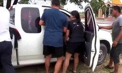 ผู้จัดการเครียดจุดเตารมควันคารถ ชาวบ้านผ่านมาเห็นช่วยชุลมุน