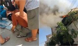 พ่อสามีวัยชราแทงลูกสะใภ้ดับ-จุดไฟเผาบ้าน หลังทะเลาะปัญหาครอบครัว