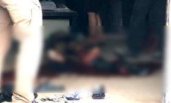 ปืนลั่น! คนเลี้ยงม้านั่งตายในห้องพักหน่วยทหาร เลือดนองพื้น