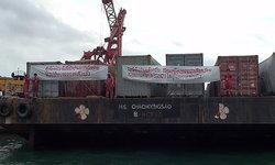 วอนเทวดาช่วย! 10 ล้านค่ากู้ตู้คอนเทนเนอร์จากเหตุเรือขนสินค้าล่ม ไม่มีคนจ่าย