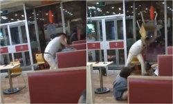 วิจารณ์ยับ สามชายจีนนั่งร้านข้าว ทะเลาะกับโต๊ะข้างๆ คว้าเก้าอี้ฟาดผู้หญิงเจ็บ