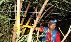 ปิ๊งไอเดีย-ชาวบ้านแนวเขตทับลาน ประดิษฐ์อุปกรณ์ช่วยไล่ช้างป่า ไม่เดือดร้อนคนไม่ทำร้ายช้าง