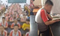 ผู้ปกครองแฉ! โรงเรียนจีนรับเด็กเกินมาตรฐาน ให้นั่งเรียนห้องละ 115 คน