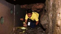 ชาวเน็ตจวกยับ ให้ 12 ทีมหมูป่า มุดเข้าถ้ำหลวง (จำลอง) อีกครั้ง
