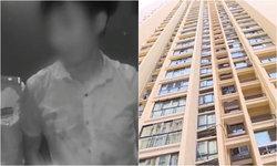 ชายจีนเมาสุดระห่ำ ปีนตึกมือเปล่ากลางดึกถึงชั้น 16 หวังเจอแฟนเก่า