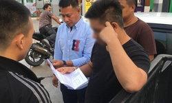 ตำรวจรวบตัวหนุ่มอ้างเป็นแกร็บ ลวงสาวข่มขืนใต้สะพานซังฮี้