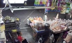 รวบโจรชิงทรัพย์ร้านขายของฝาก รับทำไปเพราะหาเงินเที่ยว (มีคลิป)