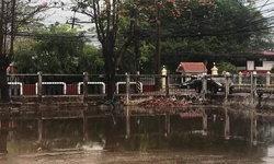 ชาวสกลเตรียมตัว! ฝน 30% ของพื้นที่ ระวังถนนลื่น-น้ำท่วมขังเขตเทศบาล
