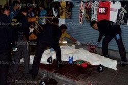 ผัวโหดยิงเมีย-ลูก-ญาติดับ3ศพที่ถนนข้าวสารนักท่องเที่ยวเจ็บ1