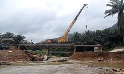 กระบี่ปักธงแดง! สั่งเร่งซ่อมสะพานเข้าอุทยานฯ เขาพนมเบญจาโดยด่วน