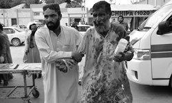 ตาย 128 คน! ระเบิดฆ่าตัวตายที่ปากีสถาน เหตุรุนแรงสุดในรอบ 4 ปี