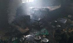 เจ้าของบ้านมึนตึ๊บ ถูกตัดไฟ 2 วันก่อน พอกลับบ้านแทบทรุดพบเพลิงไหม้วอดทั้งหลัง