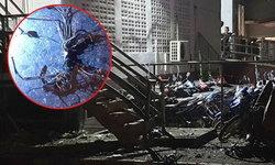 เร่งล่าคนร้าย ลอบวางระเบิดโรงพักเมืองสตูล 2 ลูกซ้อน เชื่อก่อเหตุหวังข่มขู่