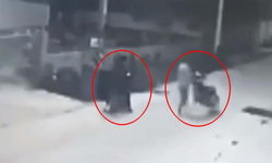 """""""ชลบุรี"""" รถหายรายวัน-ล่าสุด 2 โจรดอดลัก จยย.หน้าหอพักหักคอ-ใช้เท้าถีบชิ่งหนี"""