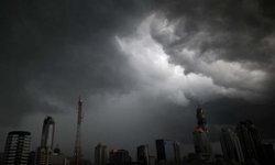 เตือนพายุฤดูร้อนฉบับที่ 2 กรุงเทพฯระวังฝนถล่ม 1-3 เม.ย.นี้