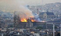 """""""ยูทูบ"""" ขอโทษชาวโลก หลังระบบโยงไฟไหม้วิหารน็อทร์-ดาม กับเหตุการณ์ 911"""