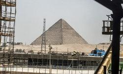 ระเบิดใกล้พีระมิดอียิปต์ ลูกหลงโดนรถบัส นักท่องเที่ยวบาดเจ็บระนาว