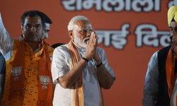 อินเดียปิดฉากเลือกตั้งมาราธอน 5 สัปดาห์ ผลโพลชี้นายกฯโมดีชนะ