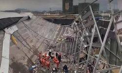 ผับเมืองจีนเพดานทรุด-ตึกถล่มกลางดึก ทับร่างดับ 3 ศพ เจ็บเกือบร้อย