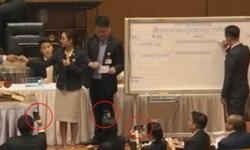 """ส.ส.เพื่อไทยข้องใจ ลงคะแนนเลือกรองประธานสภาฯ """"ไม่โปร่งใส"""""""