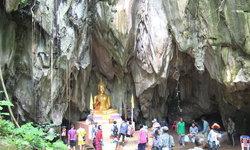 สวยงามตระการตา พบถ้ำแห่งใหม่ มีหินงอกหินย้อยส่งประกายแวววาวสวยงาม