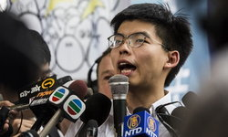โจชัว หว่อง ถูกปล่อยตัวจากคุกก่อนกำหนด ลั่นจะร่วมชุมนุมไล่ผู้นำฮ่องกง