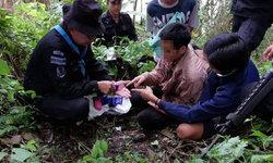 ตำรวจเลยจับสองหนุ่มจอดรถริมโขง ตรวจพบยาบ้ากว่า 2000 เม็ด