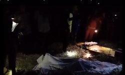 สุดงง กู้ภัยงมศพหนุ่มใหญ่แต่ไม่พบ กลับเจอนอนเสียชีวิตข้างคันนา