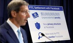 """อ่วมอรทัย! """"เฟซบุ๊ก"""" จ่ายค่าปรับทะลุ 1.5 แสนล้านบาท ไกล่เกลี่ยคดีละเมิดความเป็นส่วนตัว"""