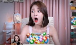 """สาวเกาหลี """"โชว์กินอาหาร"""" อ้าปากค้าง อยู่ๆ ได้เงินบริจาค 120 ล้านวอน"""