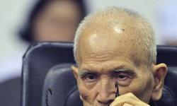 """""""นวน เจีย"""" อดีตรองผู้นำเขมรแดง คอมมิวนิสต์ในตำนาน เสียชีวิตแล้วด้วยวัย 93 ปี"""