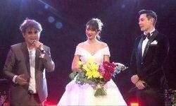 """""""โดม-เมทัล"""" จัดเต็มสมชื่อ Wedding Concert นักร้องมากันเพียบ วิวาห์แห่งความทรงจำ"""